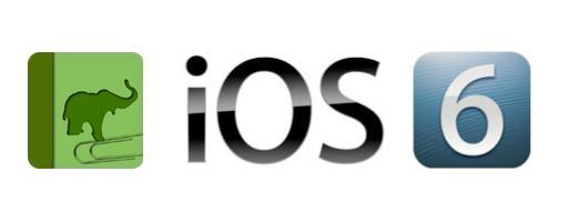 iOS6でSafariからQuickEver Clipを利用したEvernoteへのWebクリップがさらに使いやすく